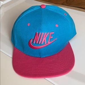 Nike Blue Hat